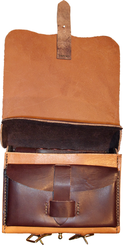 interior cartrige pouch