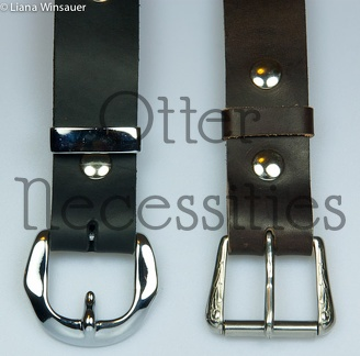 "Everyday 1-1/2"" Buckled Belts"